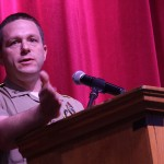 Trooper Richard Slusser of the Vermont State Police.