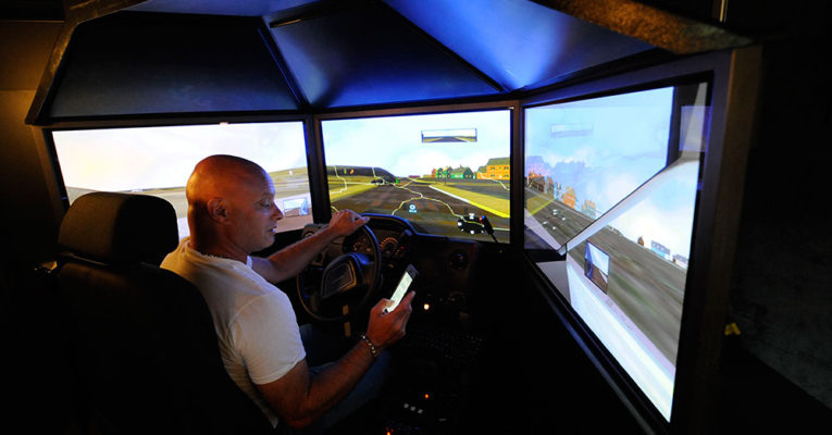 YSCVT Driving Simulator