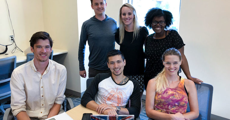 UVM Public Health Project Students