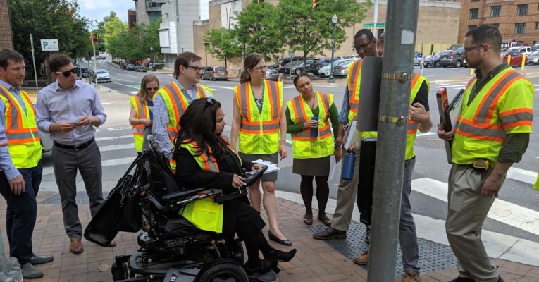 Walk Audit, photo courtesy America Walks